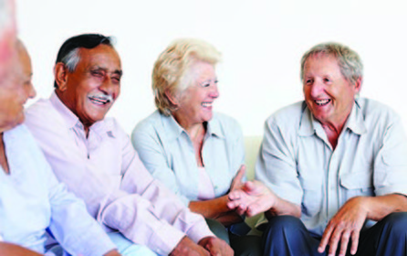 Socialization is Key to Successfully Aging in Place